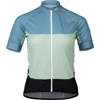 POC Essential Road Women's Light Jersey, apophyllite multi green - Radtrikot