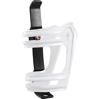 Specialized Roll Cage, white/silver - Flaschenhalter