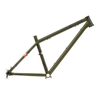 NS Bikes Surge EVO Frame 2018, green