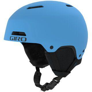 Giro Crüe, matte blue - Skihelm
