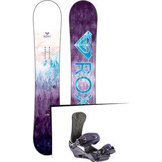Set: Roxy Sugar 2019 + Nitro Cosmic deep purple