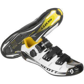 Scott Road Team Issue Shoe, white/black gloss - Rennrad Schuhe