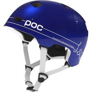 POC Crane Pure  Söderstöm ed., blue - Fahrradhelm