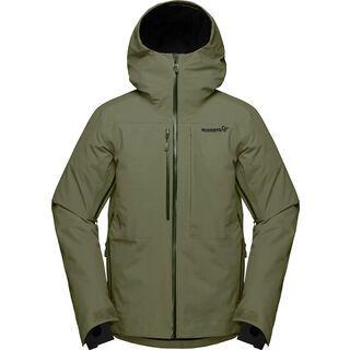 Norrona lofoten Gore-Tex Insulated Jacket M's olive night