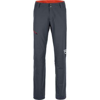 Ortovox Merino Shield Zero Pelmo Pants M, black steel - Hose