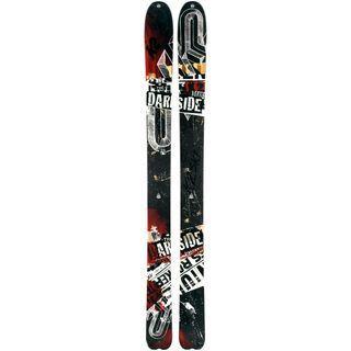 K2 Darkside 2013, black/white - Ski