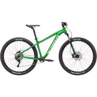 Kona Mahuna 2019, green w/ white - Mountainbike