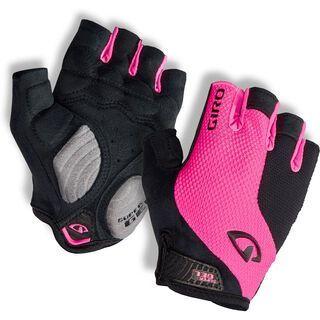 Giro Strada Massa Supergel, bright pink - Fahrradhandschuhe