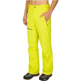 The North Face Mens Jeppeson Pant, Sulphur Spring Green - Skihose