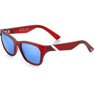 100% Atsuta, basin/Lens: blue mirror - Sonnenbrille
