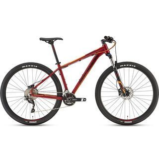 Rocky Mountain Fusion 940 2018, red - Mountainbike