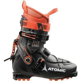 Atomic Backland Carbon 2019, black/anthracite/orange - Skiboots