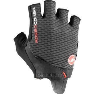 Castelli Rosso Corsa Pro V Glove dark gray