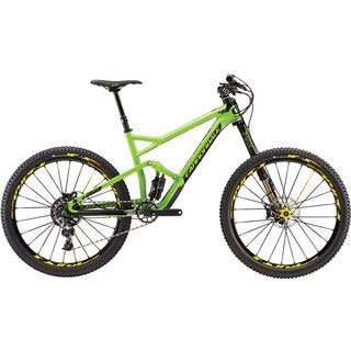 Cannondale Jekyll Carbon 1 2016, green/black - Mountainbike