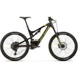 Rocky Mountain Altitude Powerplay Carbon 50 2018, black/acid - E-Bike