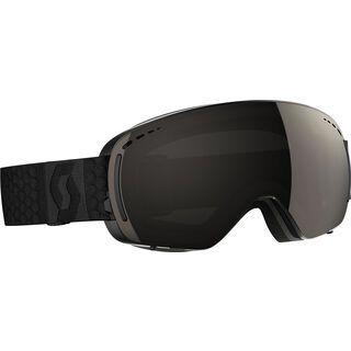 Scott LCG Compact inkl. Wechselscheibe, black/Lens: solar black chrome - Skibrille