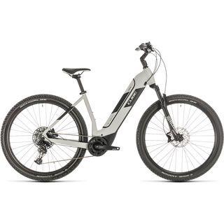 Cube Nuride Hybrid EXC 500 2020, grey´n´black - E-Bike