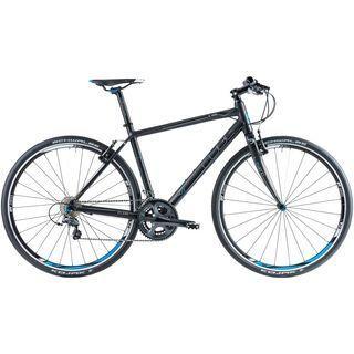 Cube SL Road Race 2014, black anodized - Fitnessbike