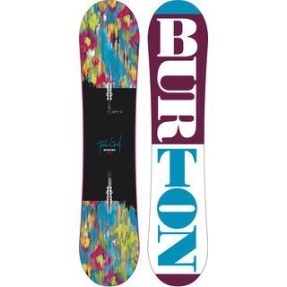 Burton Feelgood Smalls 2016 - Snowboard