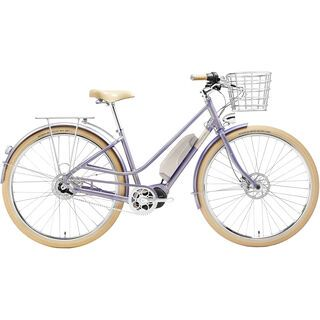 Creme Cycles Eve 'E 7 2020, evening sky - E-Bike