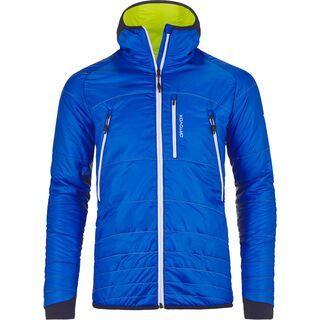 Ortovox Swisswool Light Tec Jacket Piz Boe, blue ocean - Thermojacke