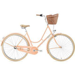 Creme Cycles Holymoly Solo 2020, coral - Cityrad