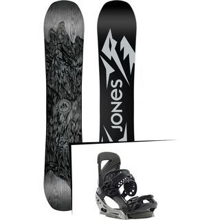 Set: Jones Ultra Mountain Twin 2019 + Burton Lexa EST (1931013S)