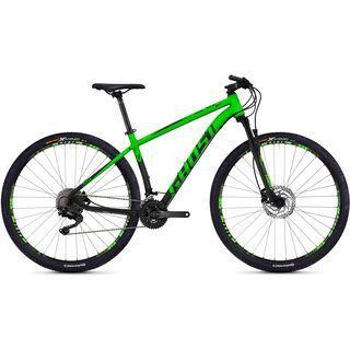 Ghost Kato 6.9 AL 2018, neon green/black - Mountainbike