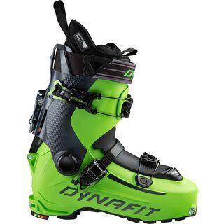 Dynafit Hoji PU 2020, green machine/asphalt - Skiboots
