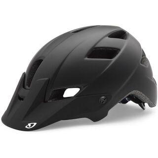 Giro Feather, matt black/white shibori - Fahrradhelm