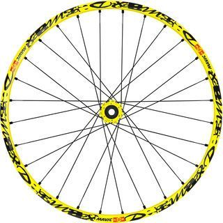 Mavic Deemax Ultimate 26, yellow - Vorderrad