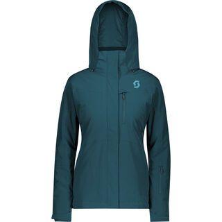 Scott Ultimate Dryo 10 Women's Jacket majolica blue
