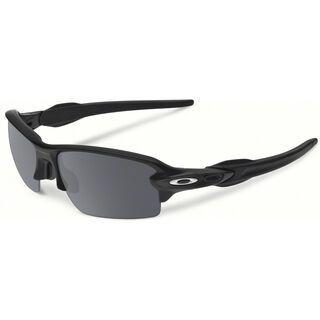 Oakley Flak 2.0, matte black/Lens: black iridium - Sportbrille