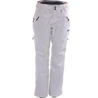 Zimtstern Zlender, white - Snowboardhose