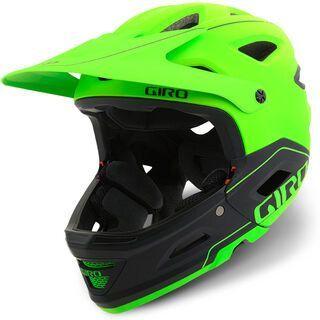 Giro Switchblade MIPS, matte lime/black - Fahrradhelm
