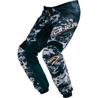 ONeal Element Pants Digi Camo, black - Radhose