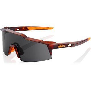 100% Speedcraft Small inkl. WS, matte dark havana/Lens: smoke - Sportbrille