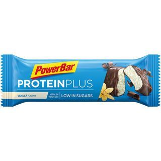 PowerBar Protein Plus Low Sugar - Vanilla - Proteinriegel