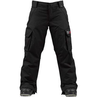 Burton Boys Exile Cargo Pant, True Black - Snowboardhose