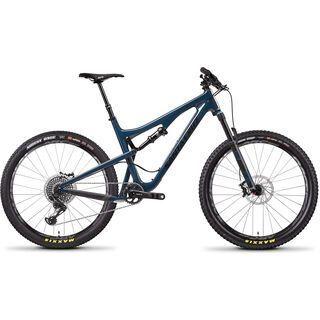 Santa Cruz 5010 CC X01 2018, ink/black - Mountainbike