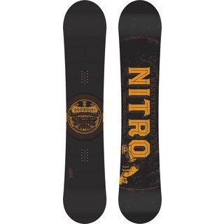 *** 2. Wahl *** Nitro Magnum 2015 - Snowboard   Größe 165 cm