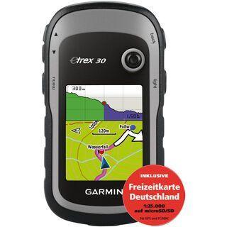 Garmin eTrex 30 (mit Freizeitkarte Deutschland) - GPS-Gerät