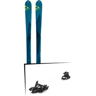 Set: Fischer Alproute 82 2018 + Marker Alpinist 12 black/titanium