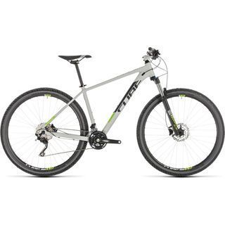 Cube Attention 27.5 2019, grey´n´green - Mountainbike