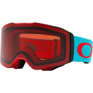 Oakley Fall Line Prizm, sea red/Lens: prizm snow rose - Skibrille