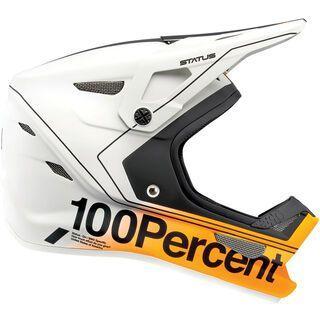 100% Status DH/BMX, carby silver - Fahrradhelm