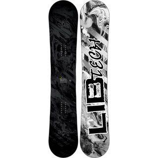 Lib Tech Sk8 Banana Wide 2017, stealth - Snowboard
