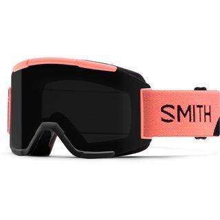 Smith Squad inkl. Wechselscheibe, sunburst split/Lens: sun black chromapop - Skibrille