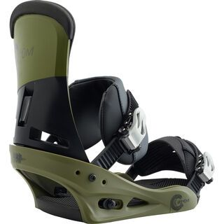 Burton Custom 2019, true grit - Snowboardbindung