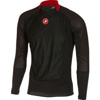 Castelli Prosecco Wind Long Sleeve, black - Unterhemd